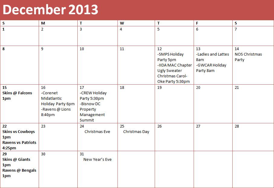 December 2013 Kimball Office Mid Atlantic Blog
